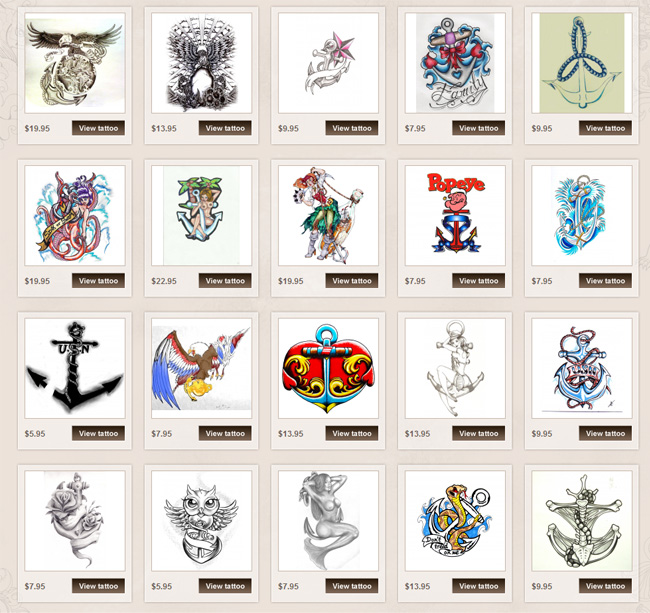 Anchor Tattoo Meanings Itattoodesigns
