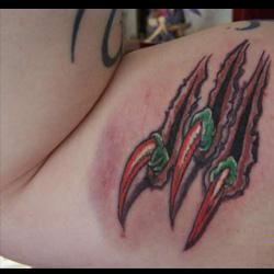 Eagle Talon Tattoo
