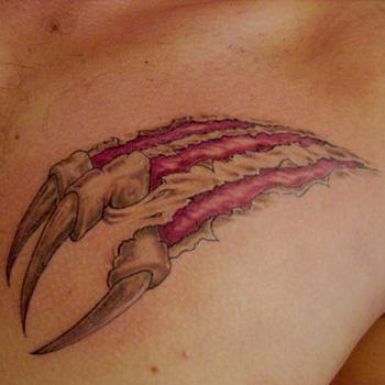 claw tattoo meanings itattoodesigns com rh itattoodesigns com eagle claw ripping skin tattoo eagle claw ripping skin tattoo