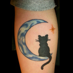 Moon Tattoo Meanings Itattoodesigns Com