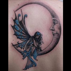 Moon Tattoo Meanings | iTattooDesigns com