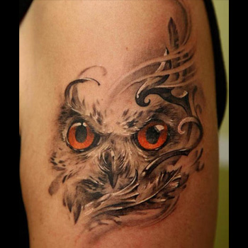 Owl Tattoo Meanings Itattoodesigns