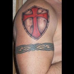 Lambda Tattoo