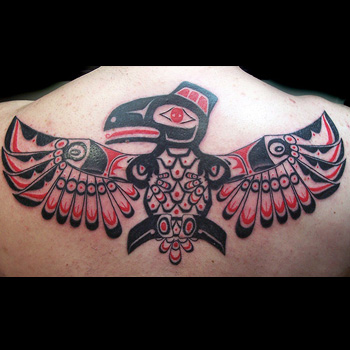 Thunderbird Tattoo Meanings Itattoodesigns