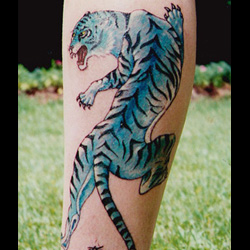 Asian meaning tattoo
