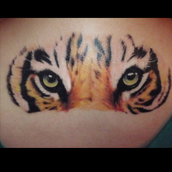 tiger tattoo meanings