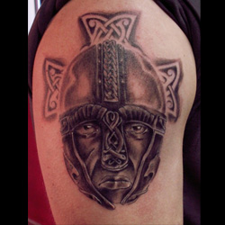 Warrior Tattoo Meanings | iTattooDesigns.com
