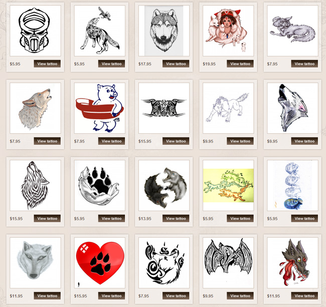 Wolf Tattoos Designs Ideas And Meaning: Wolf Tattoo Meanings