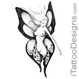 beautiful fairy design