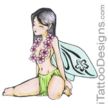 hawaii fairy sitting