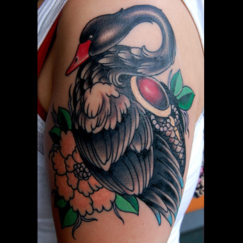 Swan Tattoo Meanings Itattoodesigns Com